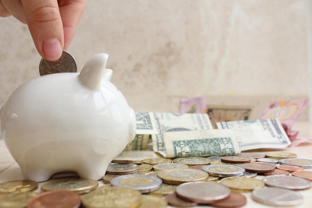 tips til å spare penger